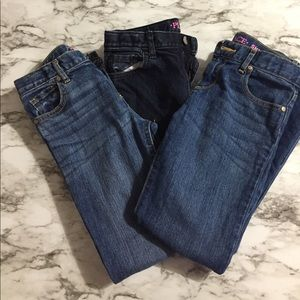 The Children's Place Skinny Jeans Size 10 bundle